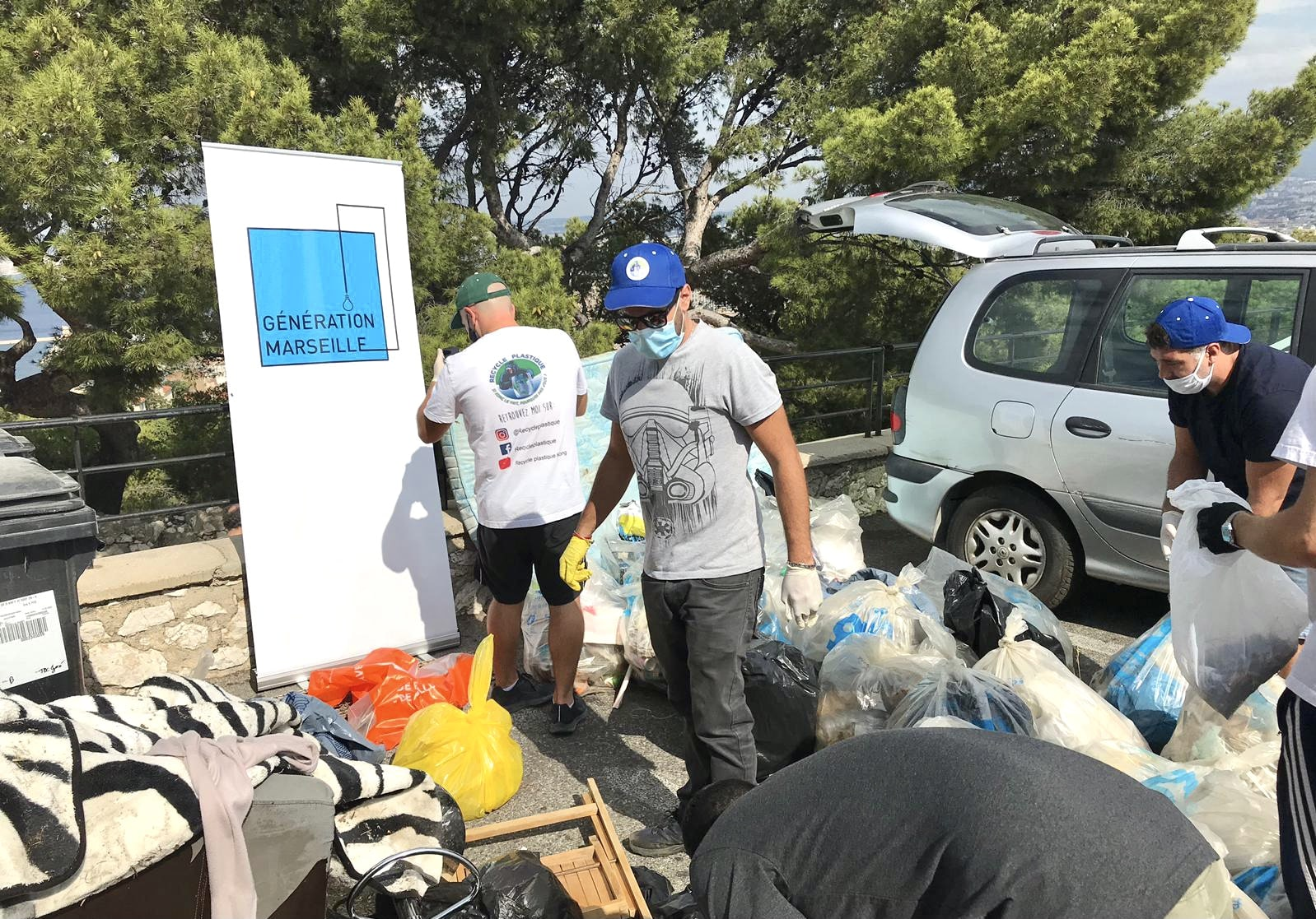 World CleanUp Day: 227 kg de déchets ramassés